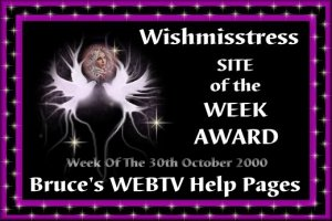 WishMisstressaward
