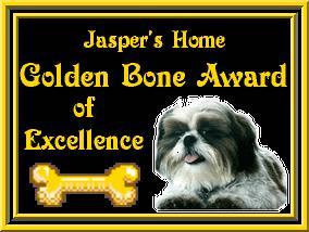 Jasper's Award
