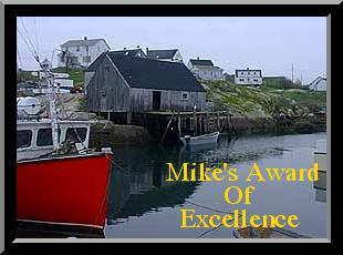 Mikes Award